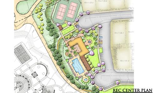 Rec Center Plan