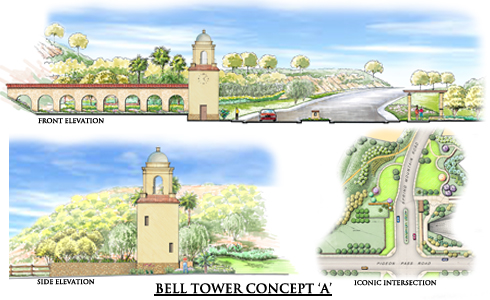 Bell Tower Concept 'A'