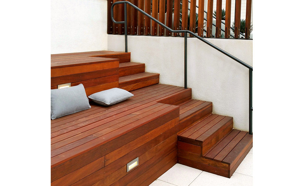 The Fifty Five Fifty Hollywood Apartments - Custom Stairs