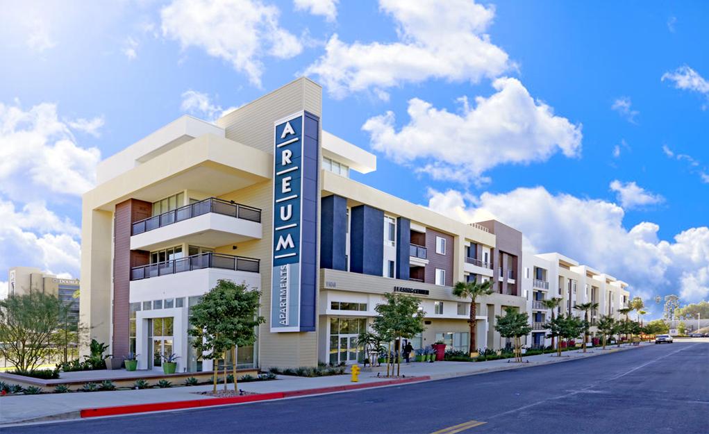 Areum Apartments Retail Space