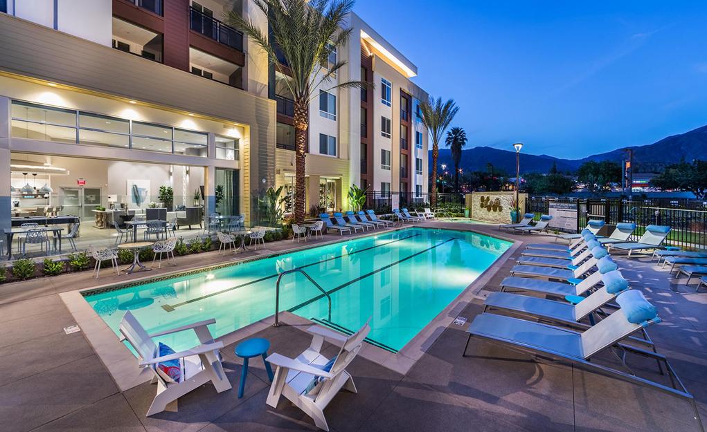 Areum Apartments Pool