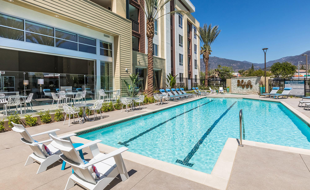 Areum Apartments Pool and Spa