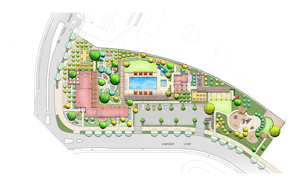 3-20-18 Landscape Plan